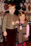 Канева Ольга, Тюменская область: Журнал «Диана Моден» №1/2010, конверт 6667, модели В, С, Е