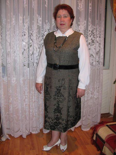 Ершова Нина, г. Нижний Новгород, Шить – это интересно и выгодно! Конкурс журнала «Диана Моден»