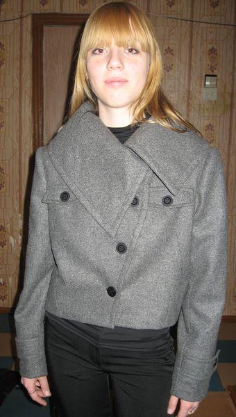 Рязанова Наталья, г.Волжский, Конкурс от журнала «ШиК: Шитье и крой»: «Шьем с «ШиКом!»