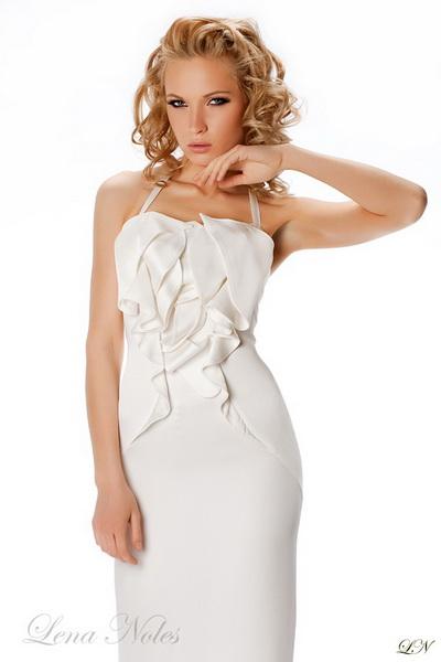 Лучшие платья летние белые платья