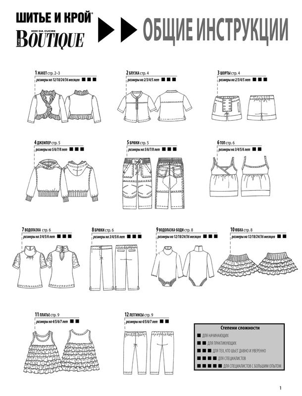 кройка и шитье одежды скачать бесплатно