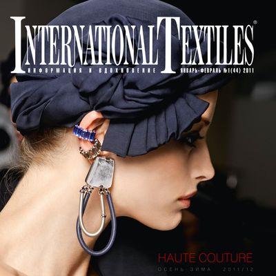 Журнал International Textiles № 1 (44) 2011 (январь-февраль)   (21925.International.Textiles.2010.1.cover.s.jpg)