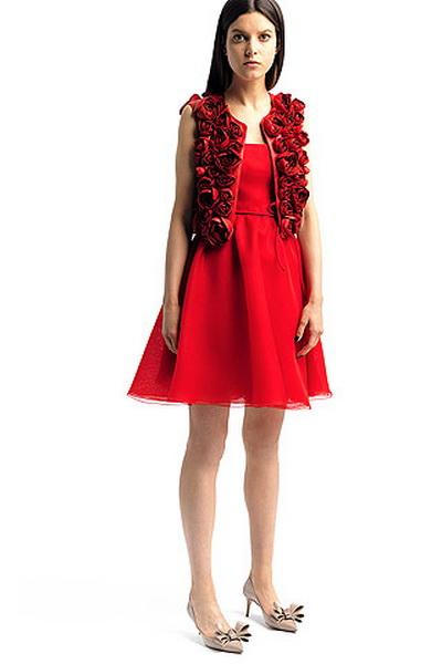 Коллекция одежды и сумок Resort 2011 от Valentino  (22263.Valentino.08.jpg)