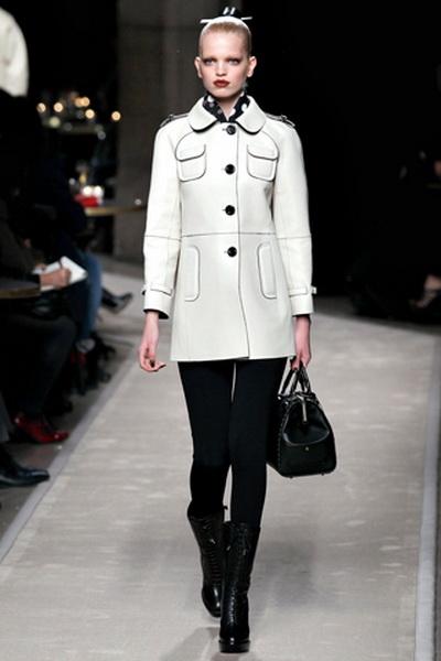 Пальто для невысоких 5
