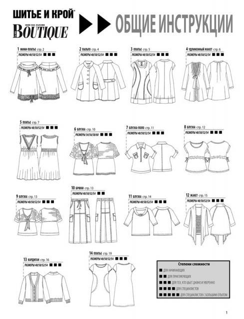 Журнал «ШиК: Шитье и крой. Большие размеры. Boutique. Big» № 02/2011 (спецвыпуск) (май) (24044.Shick.Boutiqe.2011.02.special.big