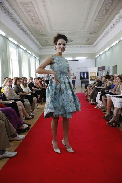 Летнее платье, Дом моды Galina Vasil'eva