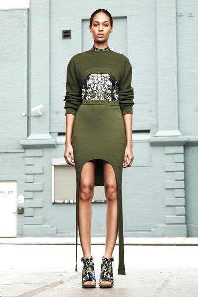 Круизная коллекция Givenchy Resort 2012  (26344.Givenchy.Resort.2012.11.jpg)