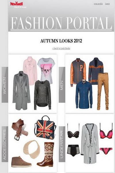 Одежда Нью Йоркер Интернет Магазин