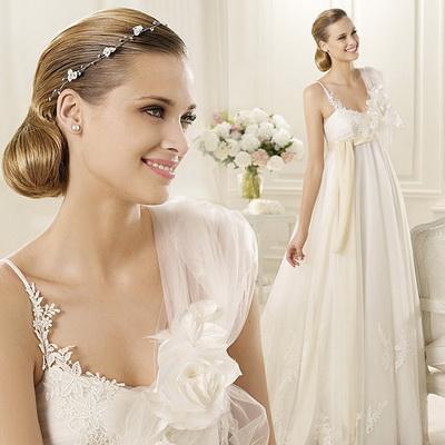 Тенденции свадебной моды сезона 2013