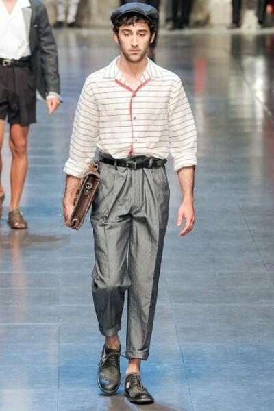 Мужская коллекция Dolce&Gabbana SS 2013 (весна-лето) (35585.Dolce&Gabbana.Milan_.Men_.SS_.2013.14.jpg)