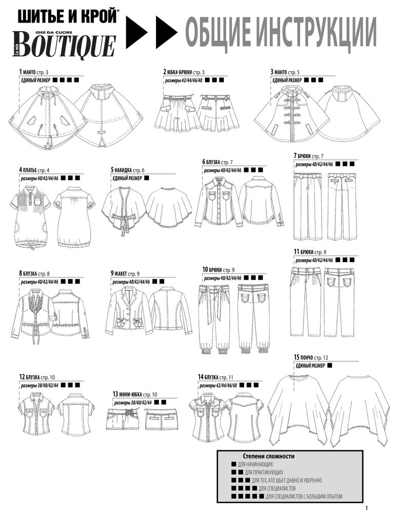 платье, выкройка - Кройка и шитье