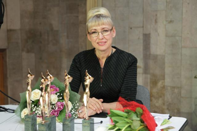 Премии Russian Fashion Award вручены на V конкурсе «Мода России» (38997.Russian.Fashion.Award.vera.tugova.jpg)