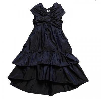 Figura.  01.b.  Vestidos de modelo para las niñas