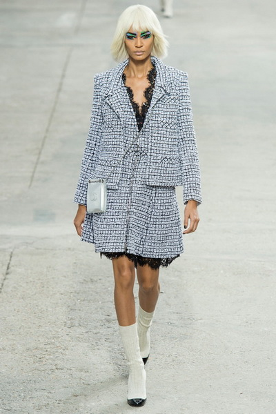 Chanel ss 2014 весна лето 43443 chanel womans collection