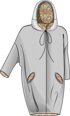 Илл. 01а. Модель пальто