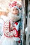 «Снег. Яблоки», Слатина Ольга