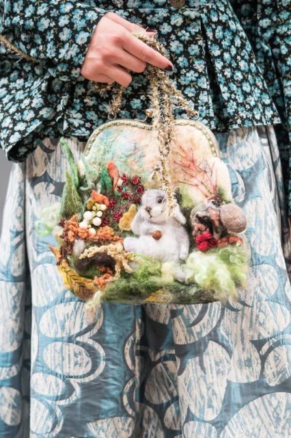 Показ коллекции Модного Дома Марины Дмитриевой