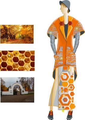 «Уютная осень».Решетова Мария Борисовна
