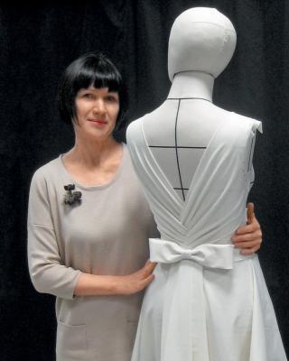 Ирина Сычева – руководитель Студии Модного кроя
