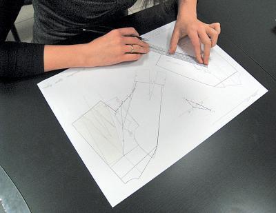 Занятие по конструированию