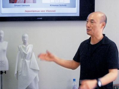 На семинаре Тамоцу Кондо/Tamotsu Kondo