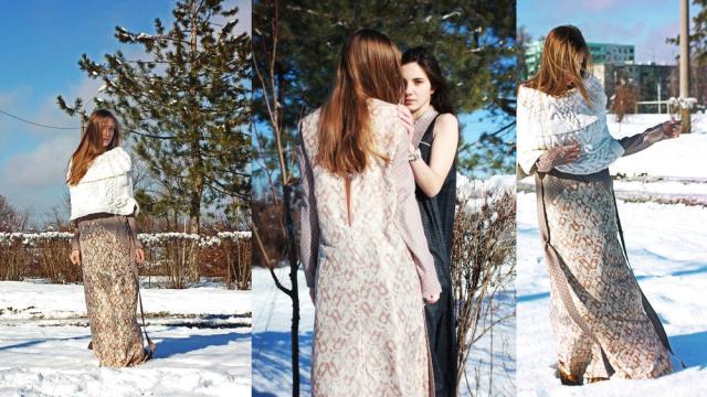 Гармаш Татьяна и Светлана – «Шелковая сталь»