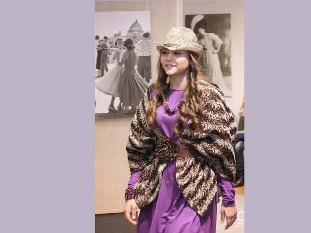 Салон моды «Элегия» – «Теплая весна»