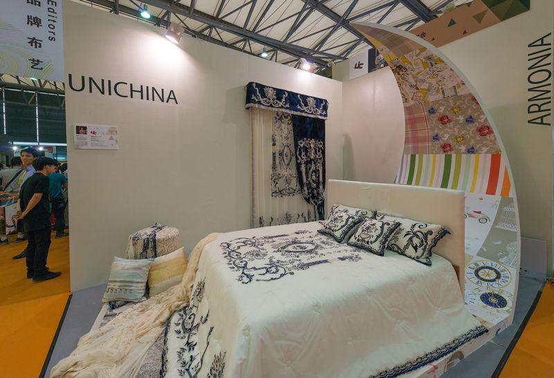 Intertextile Shanghai Home Textiles будет проходить на новой площадке (58686.Intertextile.Shanghai.Home.Textiles.09.jpg)