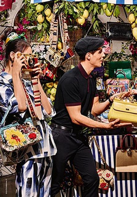 Рекламная кампания Dolce & Gabbana SS 2016 (62645.Novaya.Reklamnay.Kampaniya.Dolce_.Gabbana.SS_.2016.01.jpg)