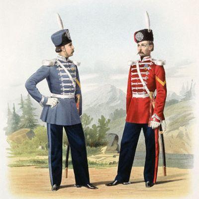 «Эволюция военного и гражданского мундира на протяжении двух столетий» (63695.antikmetropolexpo.s.jpg)