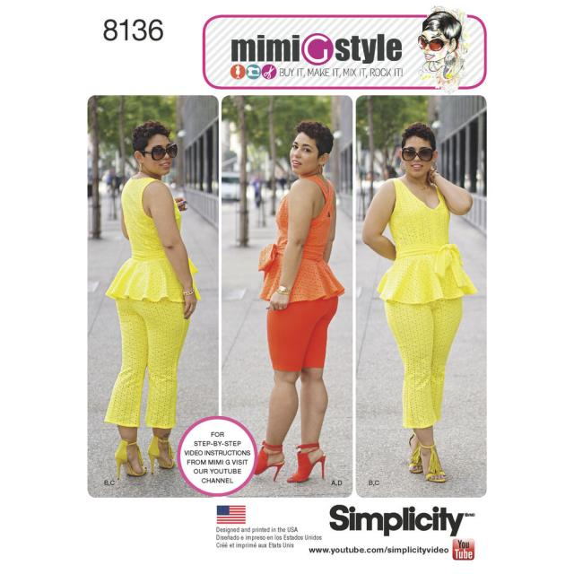 Какие модели из американского каталога Simplicity вы хотели бы видеть в Susanna Moden № 09/2016 (начало продаж 29 августа)? (658