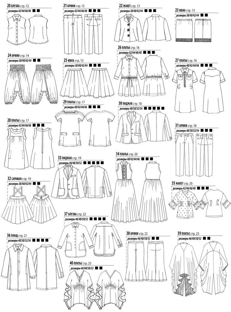 Парад моделей шитье и крой