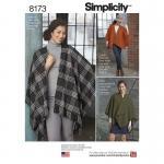 Конверт Simplicity 8173. Увеличить