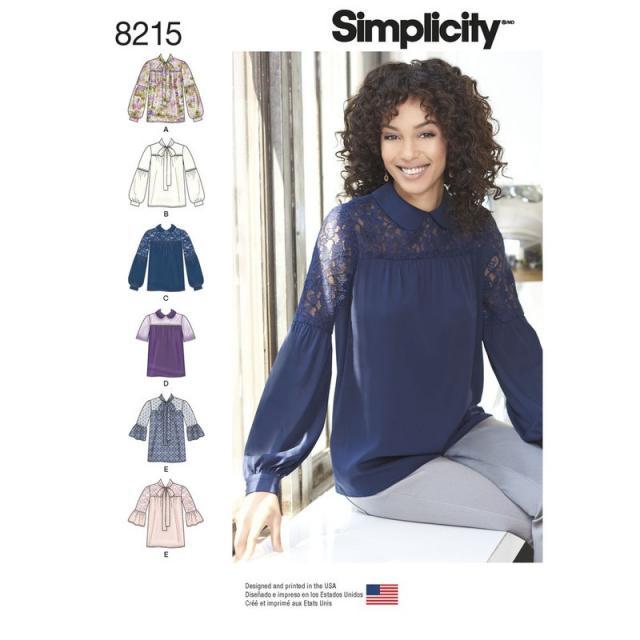 Журнал Susanna MODEN Simplicity («Сюзанна МОДЕН Симплисити») № 01/2017 (январь) скачать с выкройками (72407-Susanna-MODEN-Simpli