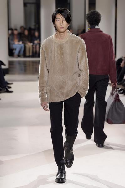 6e5b8dcbce6 Автор  Editor3 Неделя мужской моды в Париже  Hermes осень-зима 2017  (73053-Nedelya-