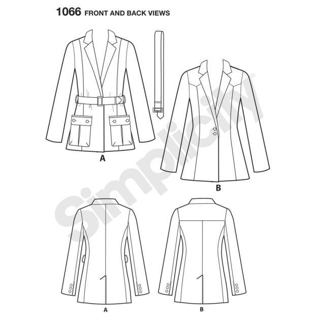 Купить спецвыпуск журнала «ШиК: Шитье и крой. Simplicity. Пальто и жакеты» № 03/2017 (март) (73227-Shick-Simplicity-Jackets-2017