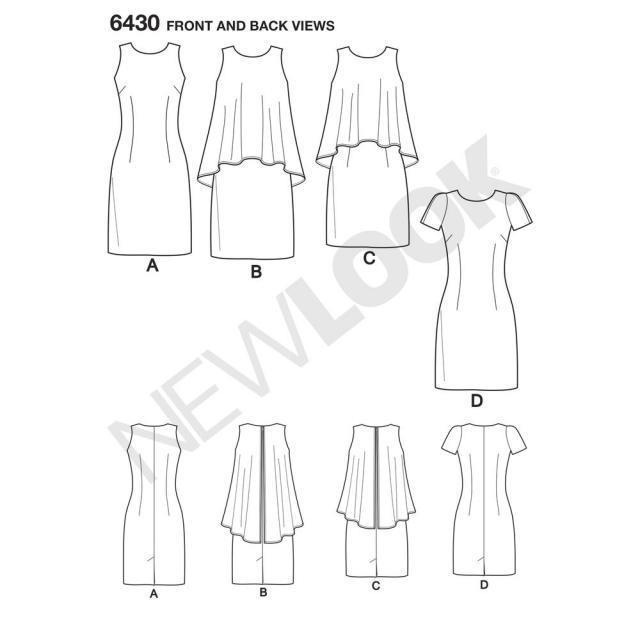Скачать спецвыпуск журнала «ШиК: Шитье и крой. Simplicity. Платья» № 06/2017 (июнь) + выкройки (74664-Shick-Simplicity-Dresses-2