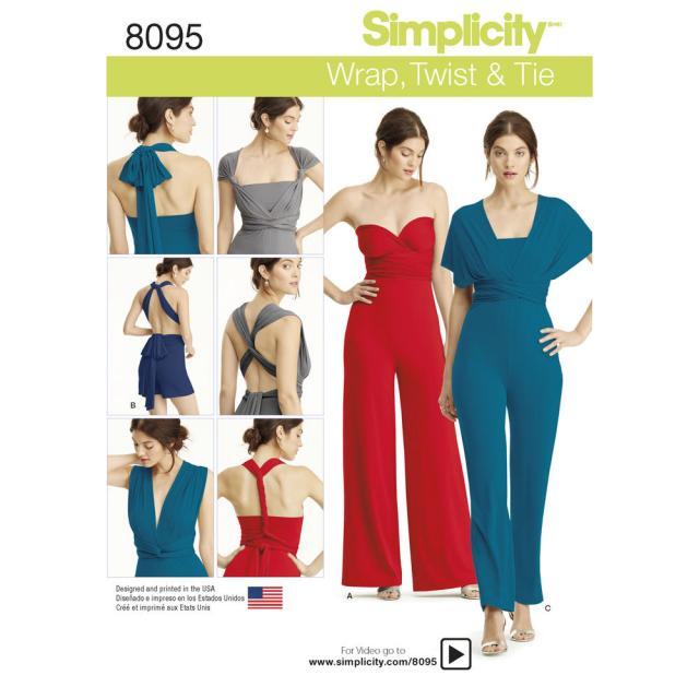 Какие модели из каталога Simplicity вы хотели бы видеть в спецвыпуске Susanna MODEN «Большие размеры»? (в продаже с 18.09.2017)