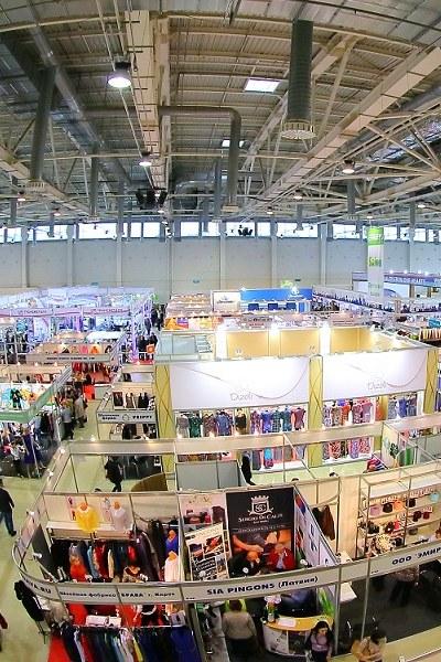 49-я Федеральная оптовая ярмарка «Текстильлегпром» и 26-я (49) Международная оптовая ярмарка «Кожа-Обувь-Меха-Технология» (76142