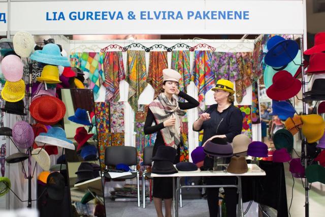 Около 300 участников презентуют свои коллекции на Международной выставке легкой и текстильной промышленности «Индустрия Моды» (7