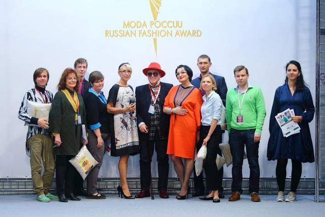 Russian Fashion Award вручена 4-м компаниям (77091-modarossii-21.jpg)
