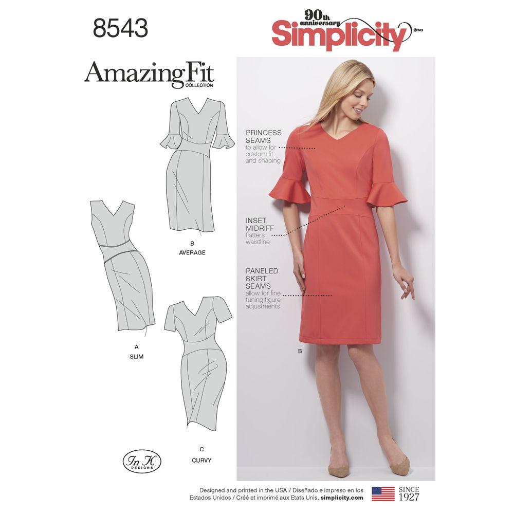Выкройки журнала simplicity фото 622