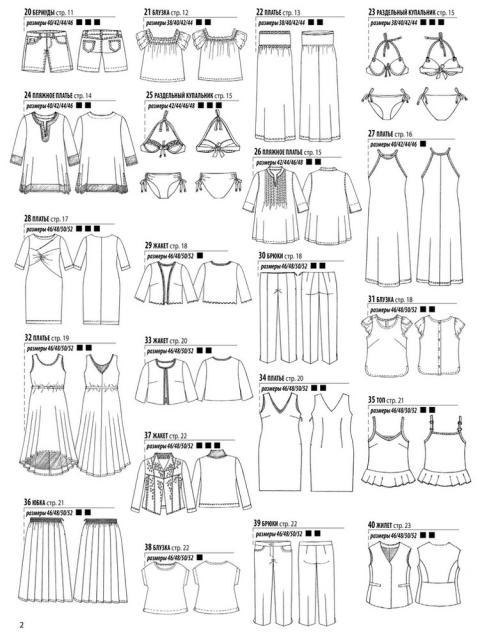 Журнал «ШиК: Шитье и крой. Boutique» № 07/2018 (июль) анонс с выкройками (79823-Shick-Boutique-2018-07-Mod-02.jpg)