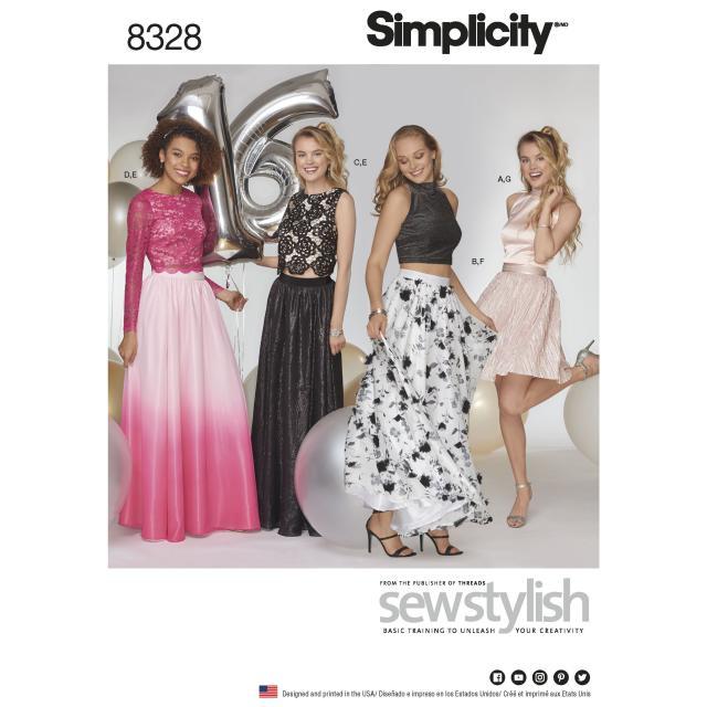 Какие модели из Simplicity вы хотели бы видеть в выпуске «Готовимся к Новому году» журнала «ШИК» № 12/2018 (19.11.2018)? (80247-