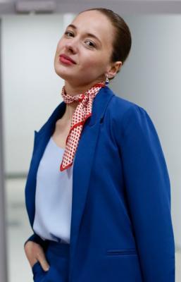 Анастасия Байрон (Бабакова)