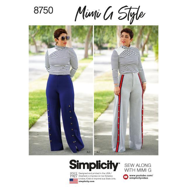 Какие модели из Simplicity вы хотели бы видеть в спецвыпуске «Большие размеры» журнала «ШиК: Шитье и крой» (82292-Schick-Poll-87