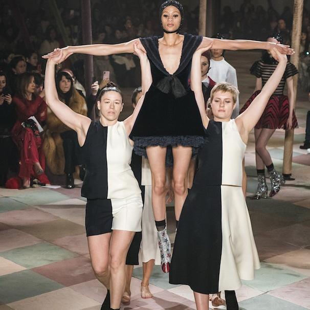 050ed844f51 Автор  Editor3 Christian Dior Couture весна-лето 2019  (82989-Dior-Couture-2019-