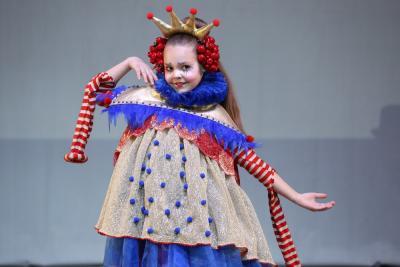 Студия детской моды «Фонтаневия»