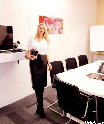 Светлана Аникина посетила Екатеринбург с fashion визитом: Бизнес-комплекс «Квартал» (11.03.2020)