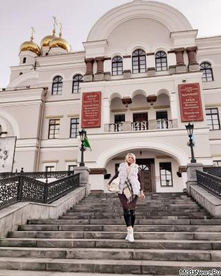 Светлана Аникина посетила Екатеринбург с fashion визитом